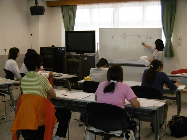 第1期ファミサポ講習会2