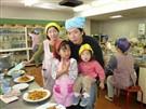 参加家族の写真